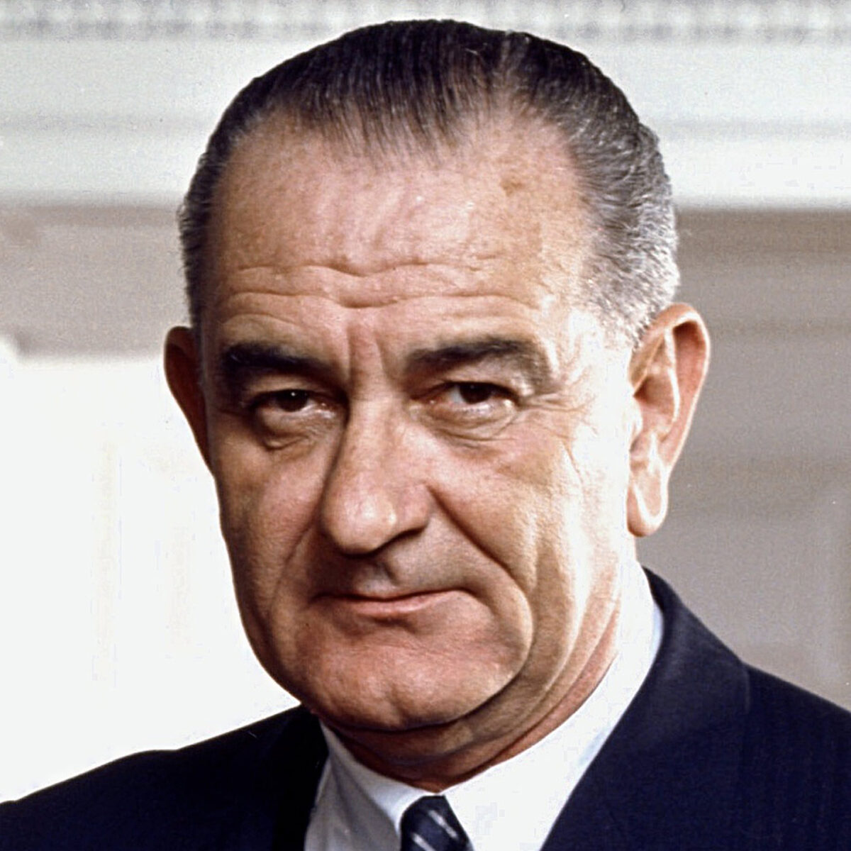 36th President of The United States Lyndon B Johnson